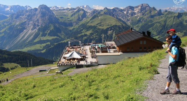 L'Autriche en famille, séjour nature dans le Bregenzerwald (Vorarlberg)
