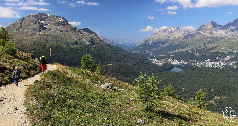canton des grisons suisse engadine