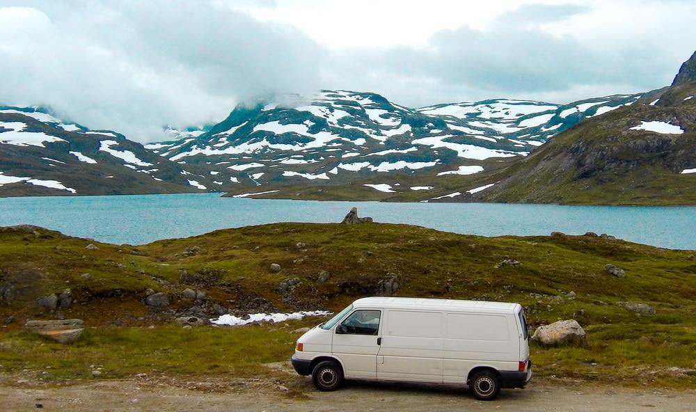 ou partir en roadtrip 1 mois norvege