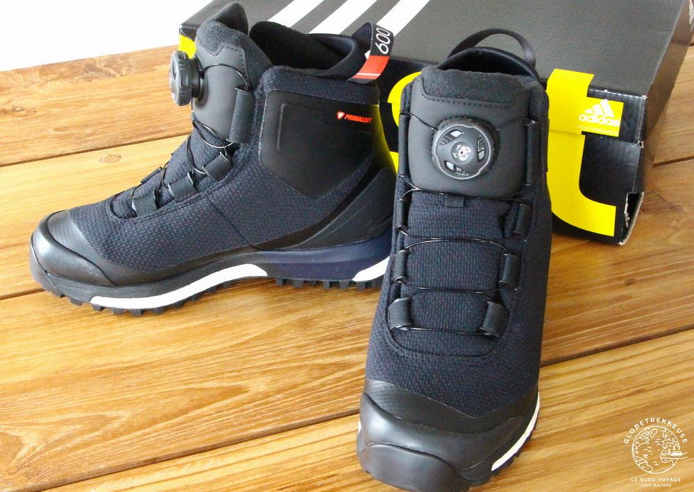 chaussures de randonnee hiver addidas