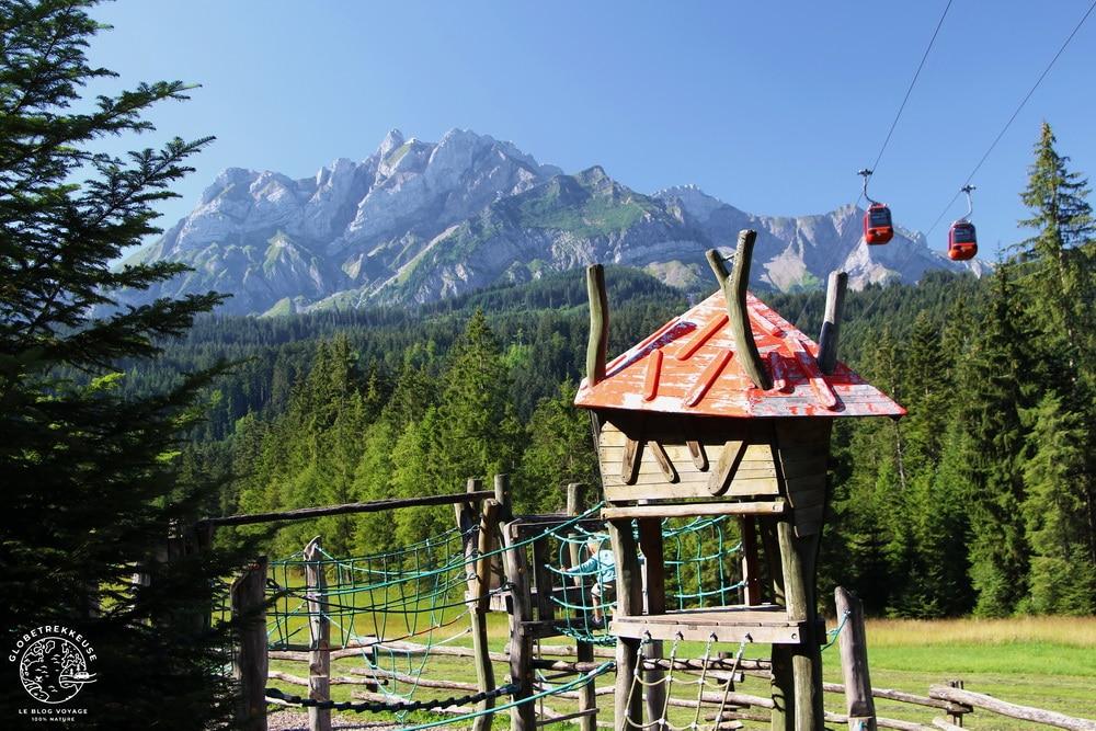 mont pilate suisse jeux enfant