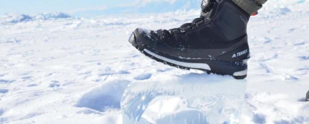 Chaussures de randonnée hiver : Adidas Terrex Conrax Boa (test)