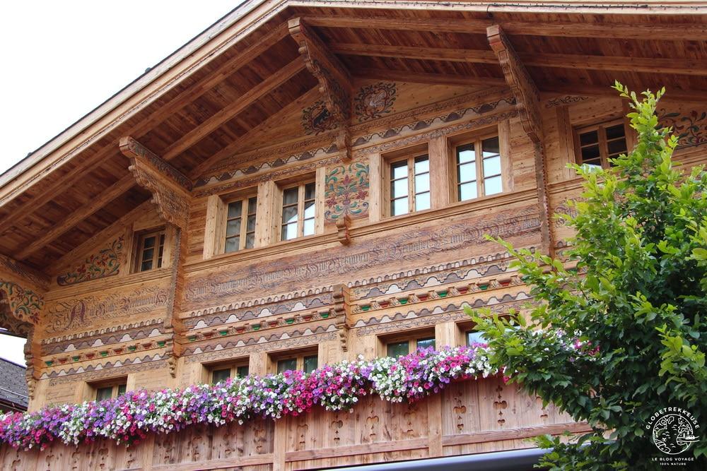 que faire a gstaad suisse patrimoine