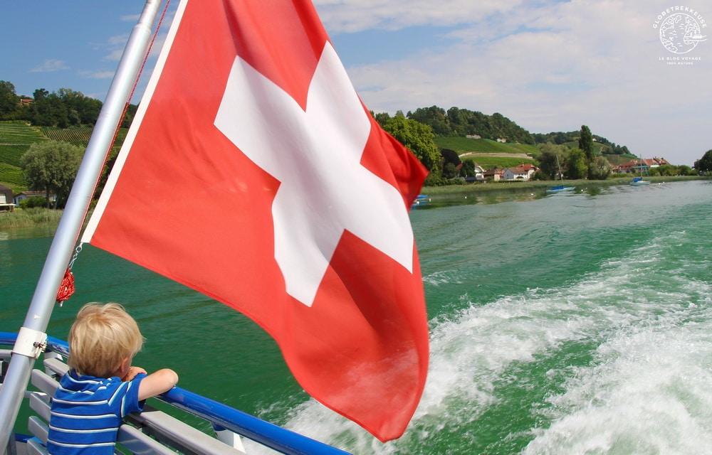 lac de morat suisse croisiere