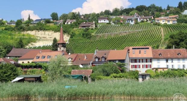 Lac de Morat, étape ultime de notre Grand Tour de Suisse