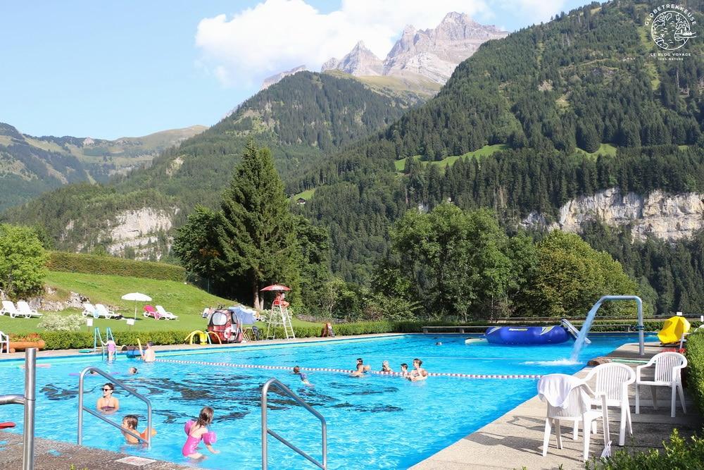 sejour en suisse avec enfant champery