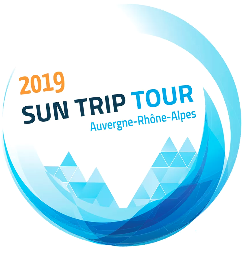 Sun Trip Tour 2019 logo