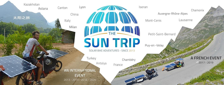 Sun Trip course vélo solaire