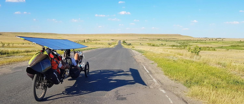 Sun Trip vélo energie solaire