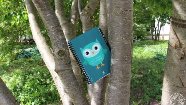 Carnet de notes WhyNote réutilisable, écologique et pratique ! (test)