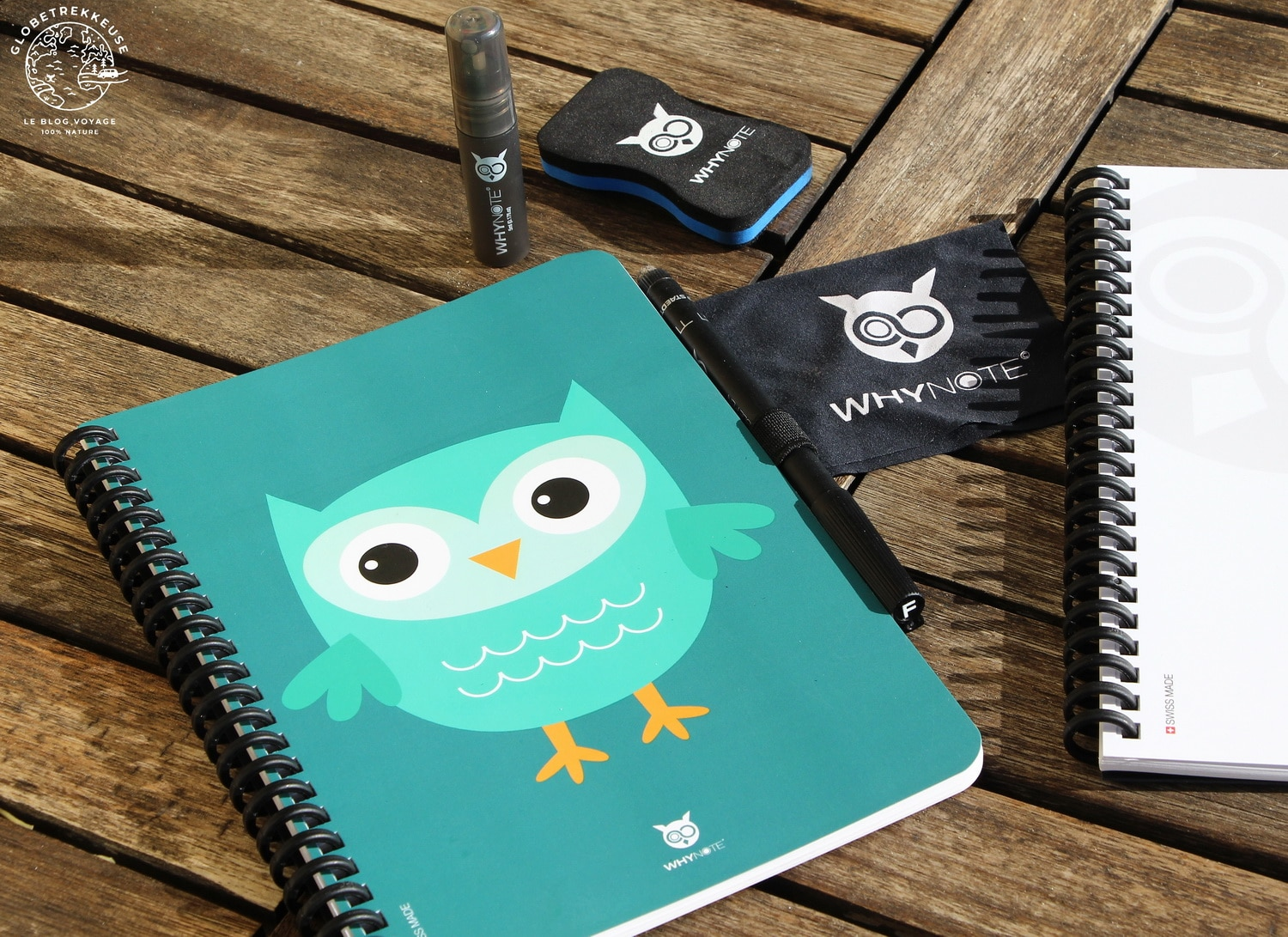 carnet notes whynote ecologique