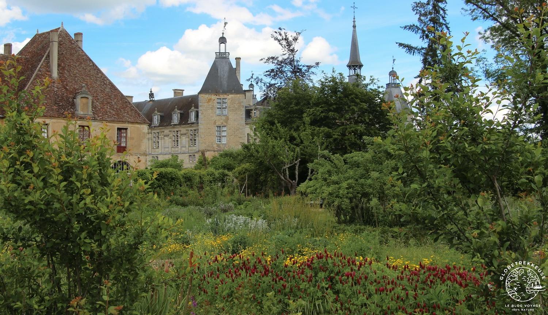saone-et-loire en famille chateau sully