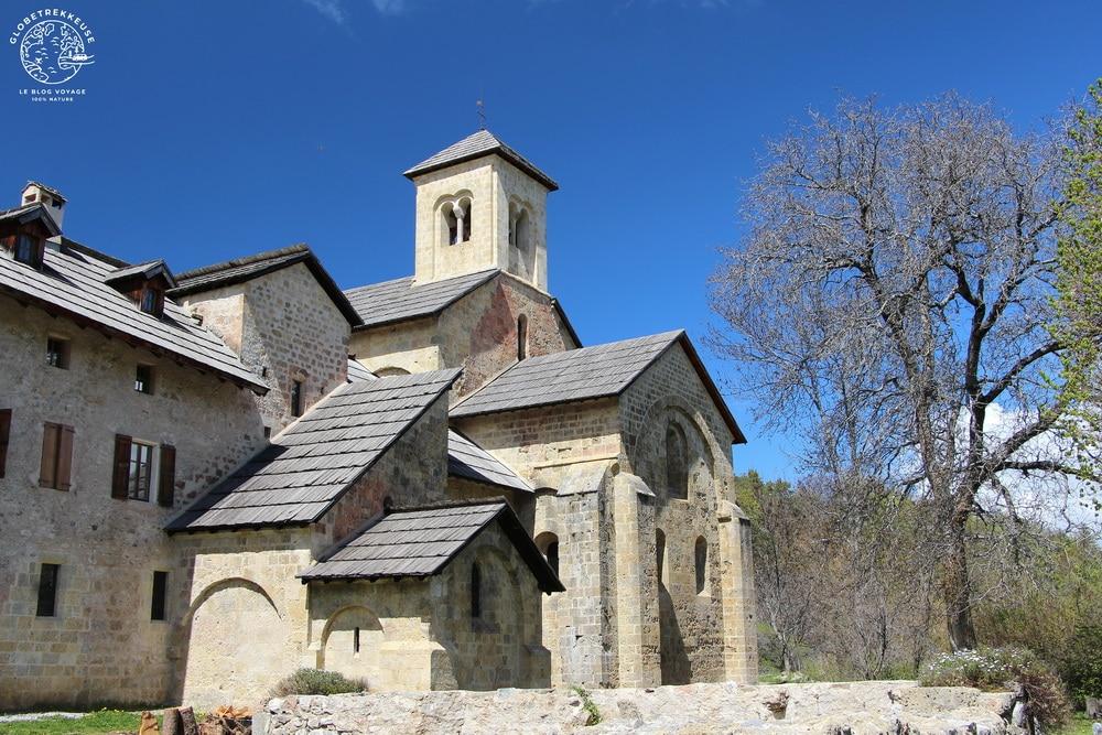 serre poncon abbaye boscodon
