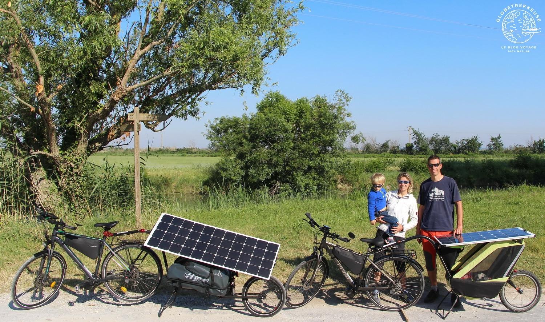sejour ecologique famille velo solaire