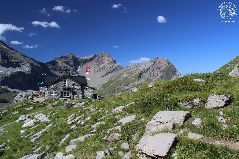 Tour du Ruan cabane susanfe suisse