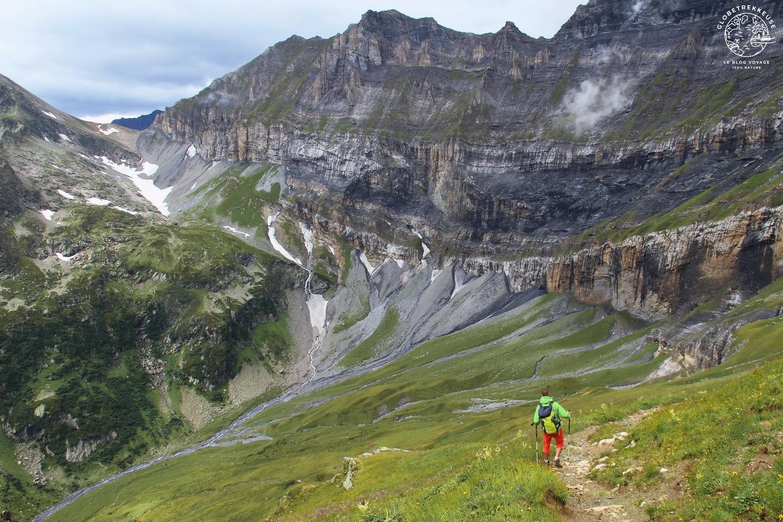 Tour du Ruan randonnee alpes