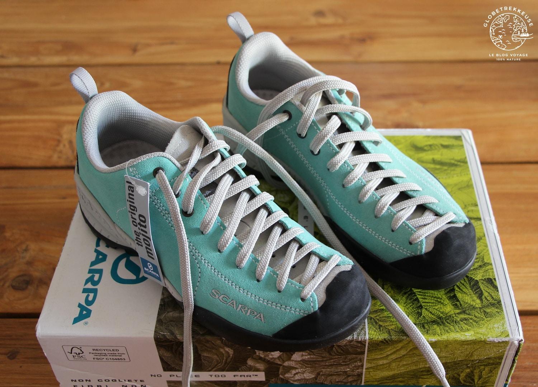 chaussures scarpa mojito women