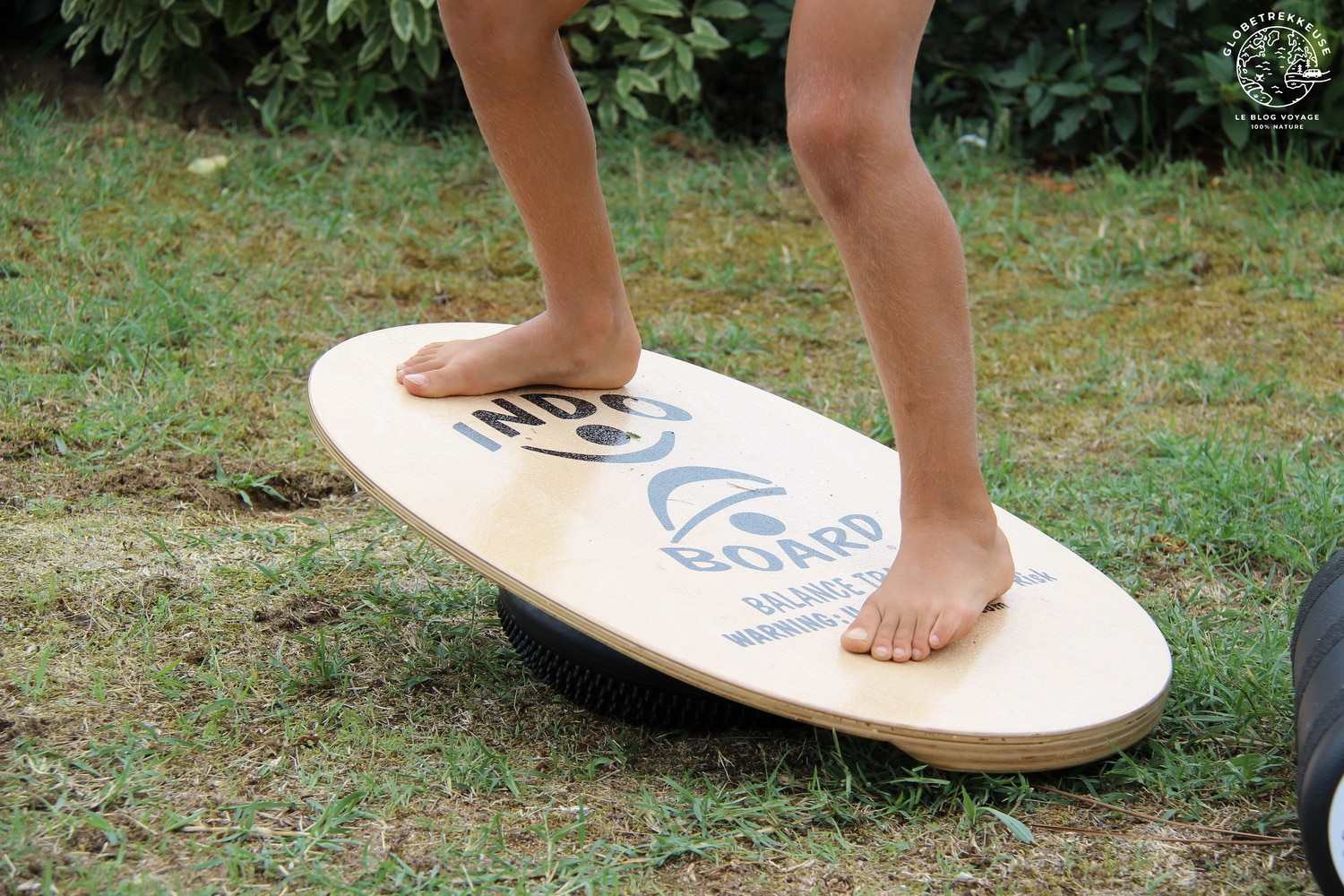 indoboard planche equilibre coussin