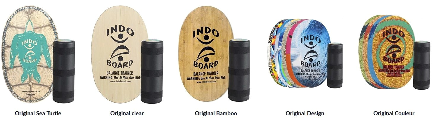 indoboard planche equilibre design