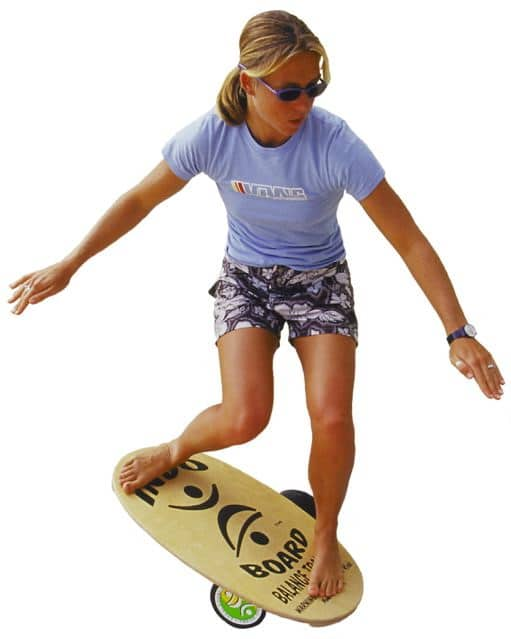 indoboard planche equilibre