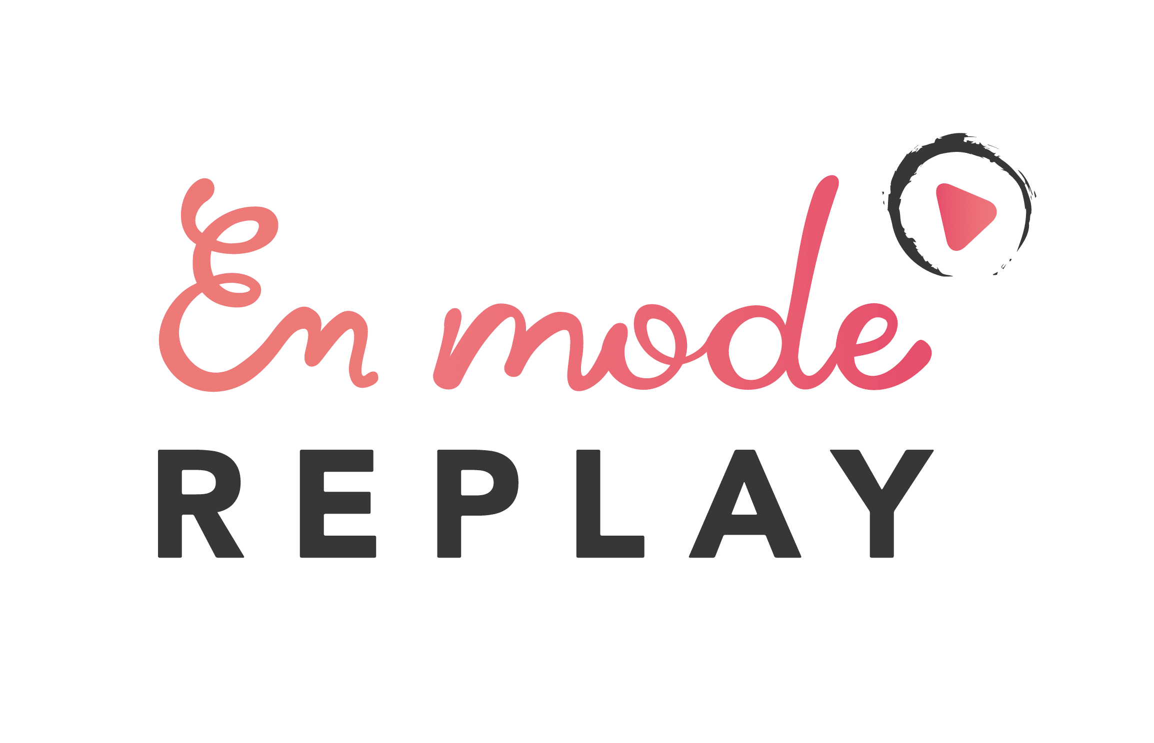 logo en mode replay