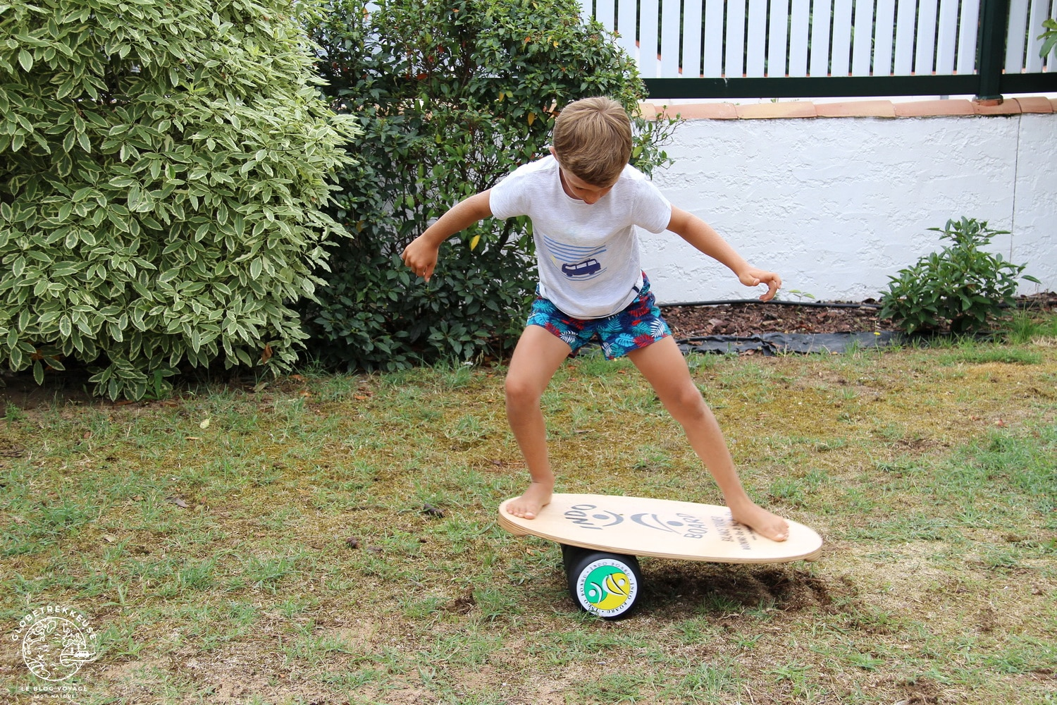 planche equilibre indoboard test