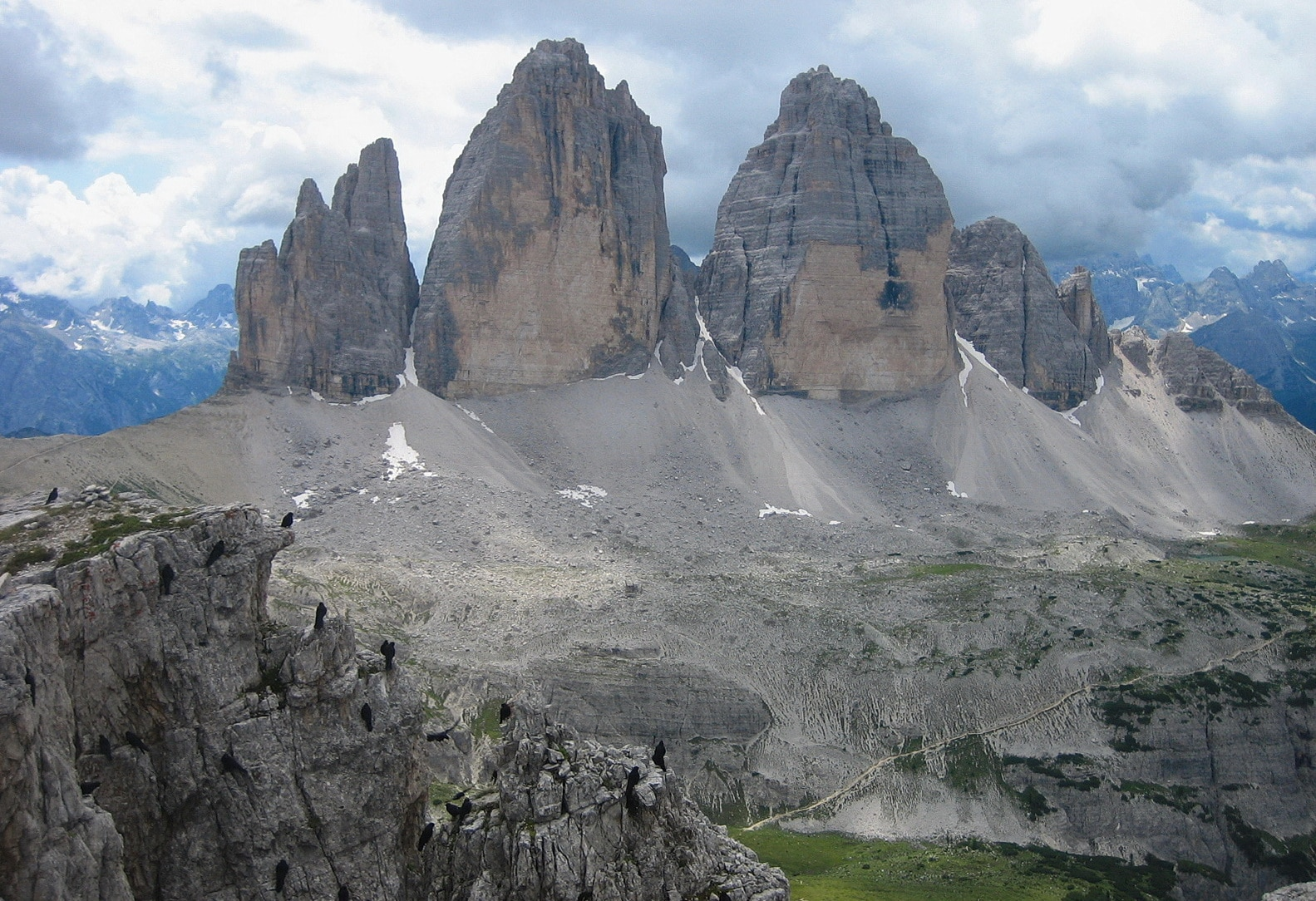 plus belles destinations montagne dolomites