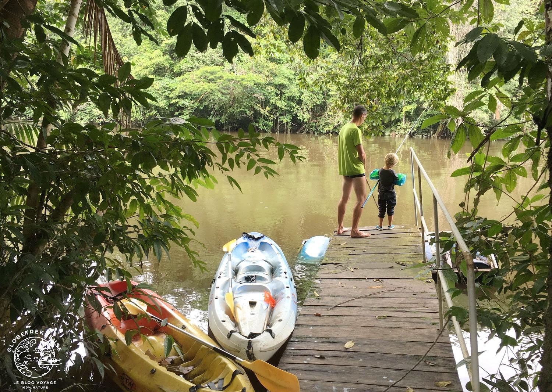 ecotourisme en guyane enfants