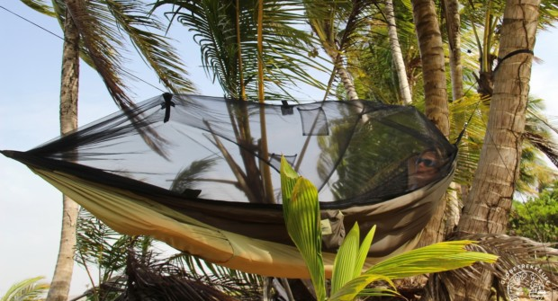 Hamac Amazonas ultra-light, de la terrasse à la forêt amazonienne !