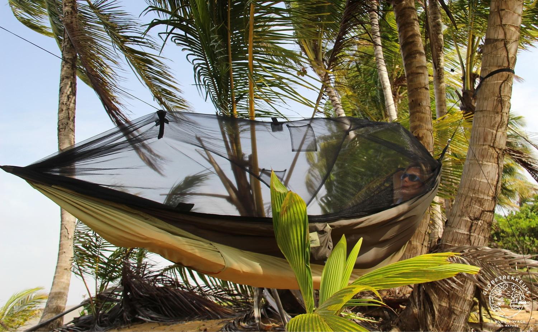 hamac amazonas ultra-light moskito traveller