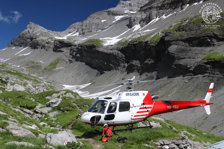 randonner en france secours suisse