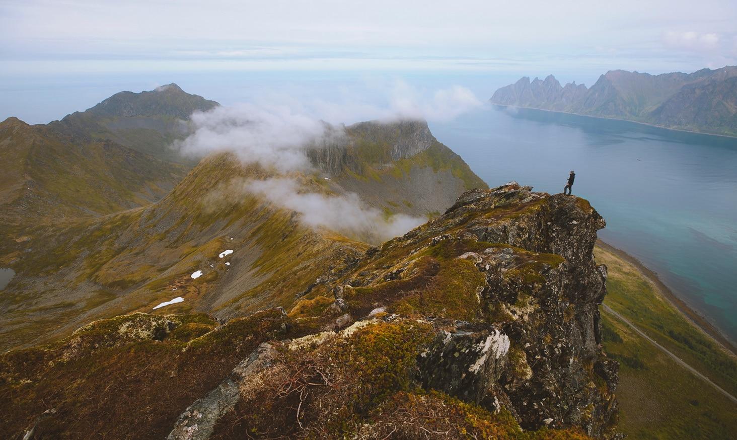 voyage en voilier norvege freelensers