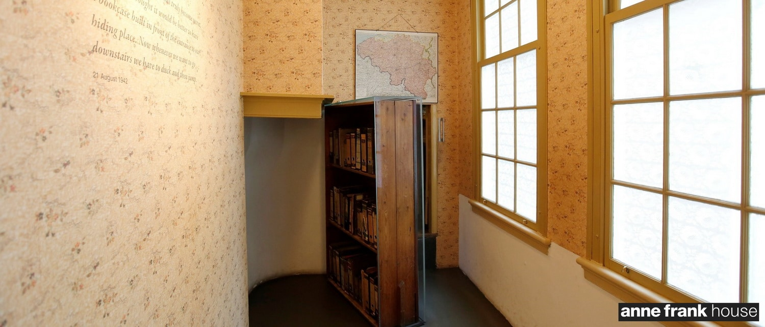 visiter amsterdam musee anne frank