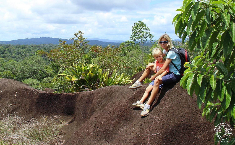 randonnee guyane savane-roche virginie