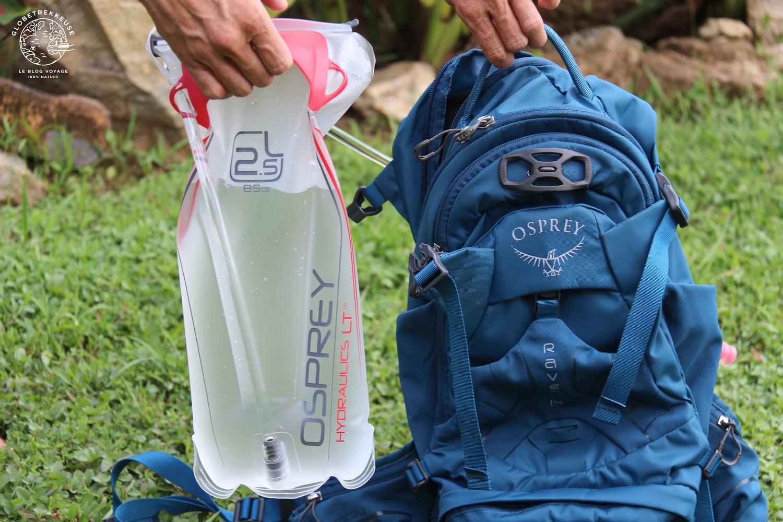 sac a dos osprey reservoir hydraulics
