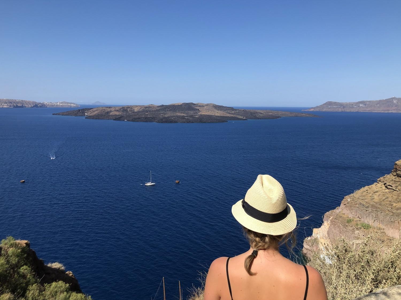 sejour en mediterranee santorin