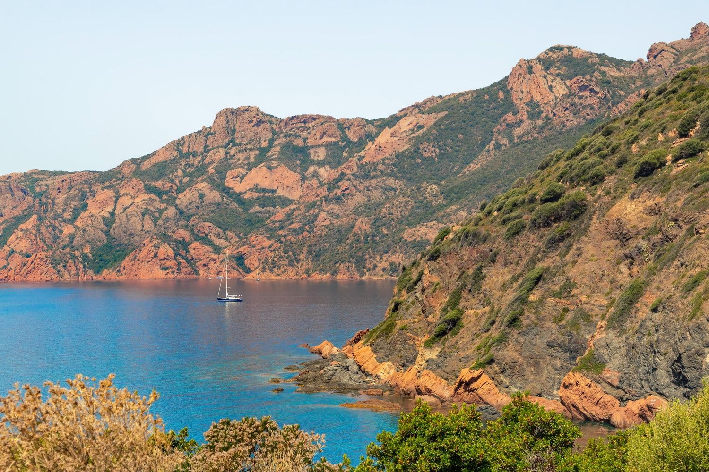 site naturel de mediterranee corse
