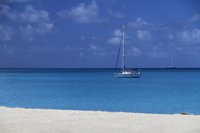 tour du monde en voilier Caraibes