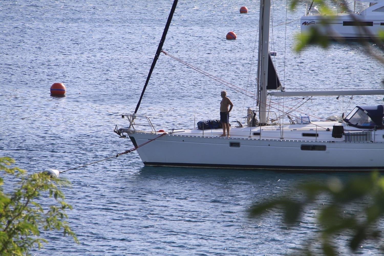 tour du monde en voilier Iles Vierges