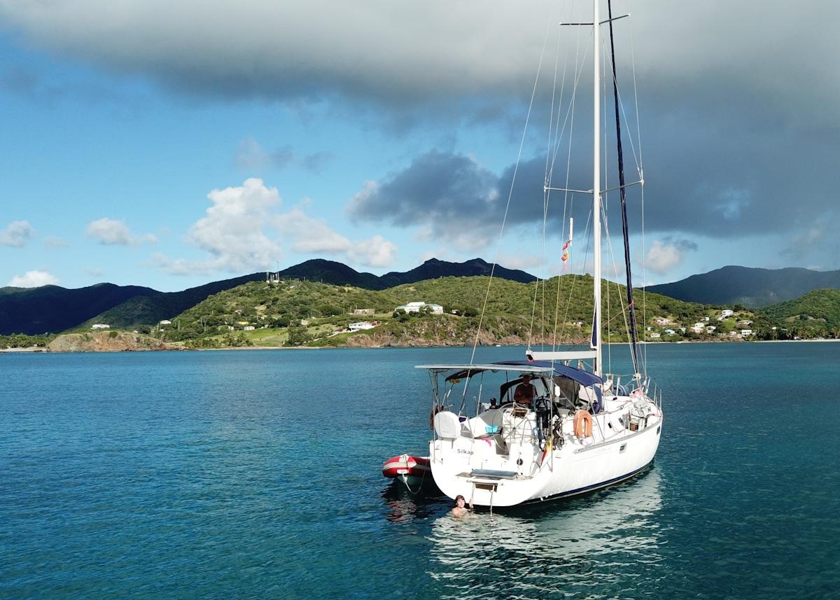 tour du monde en voilier silkap