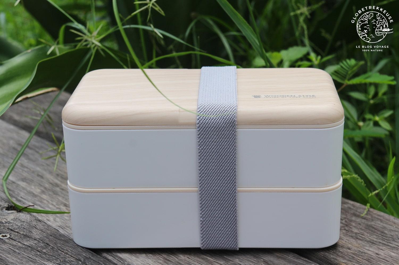 kit zero dechet lunch box