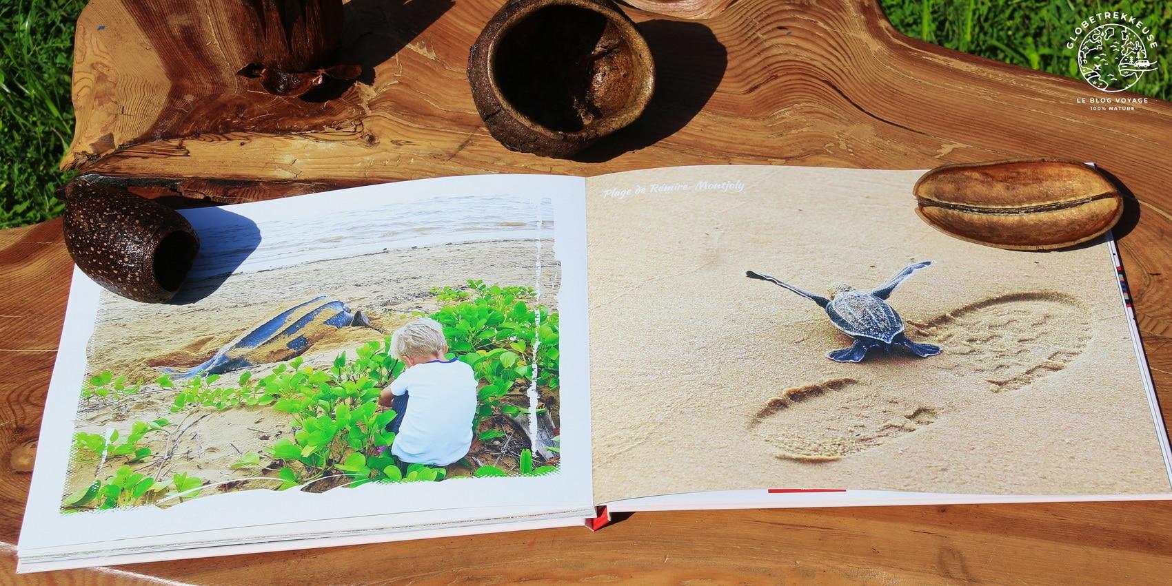 album photo personnalise guyane