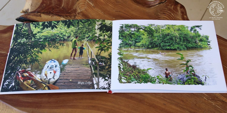 album photo personnalise pages