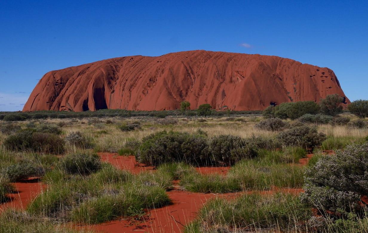 road trip australie uluru