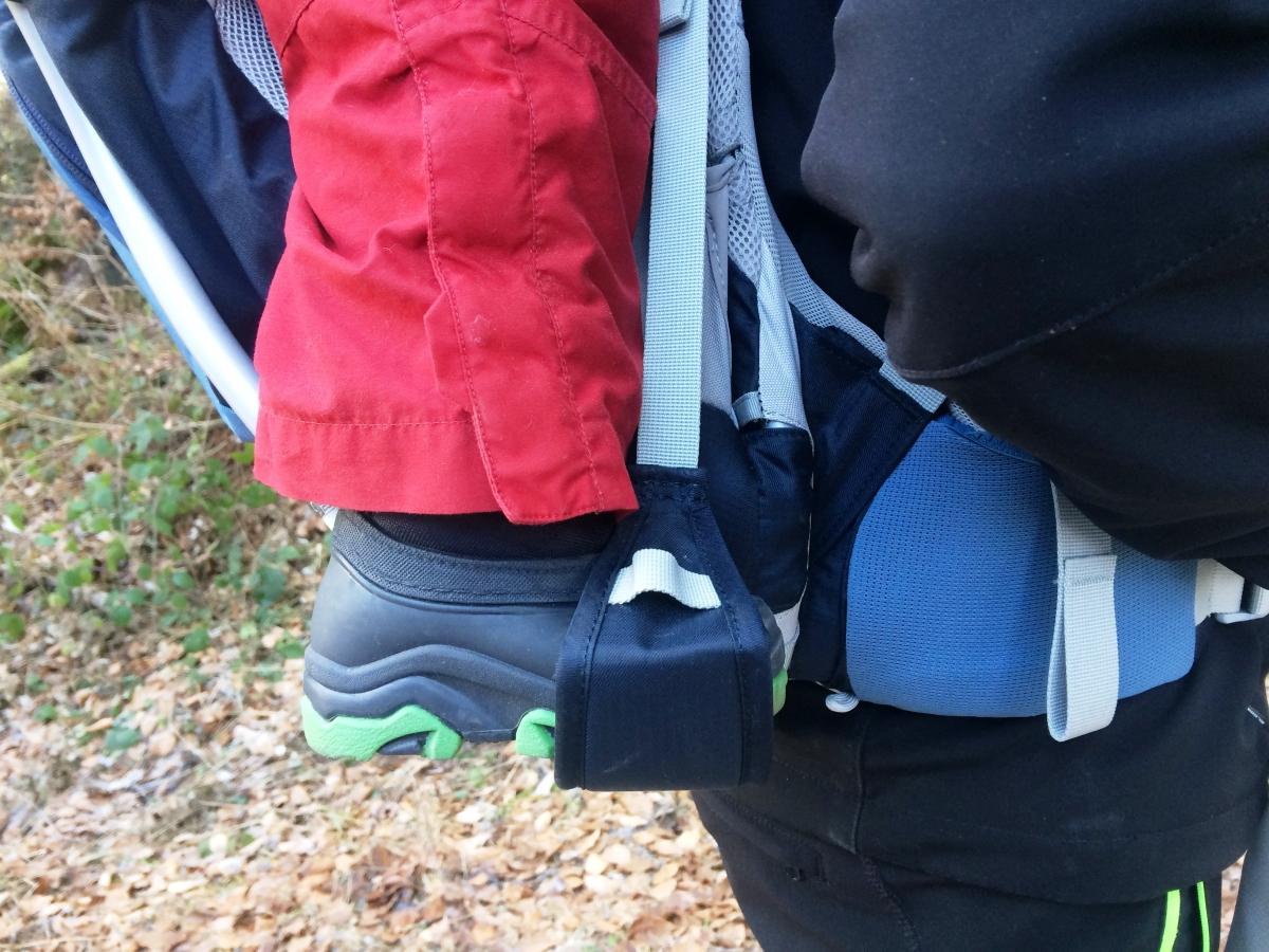 aaaa93d56144 Test Matériel   Porte-bébé de randonnée OSPREY Poco AG -